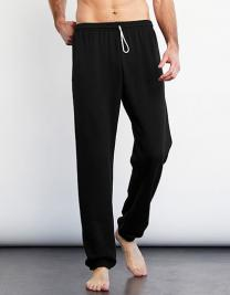 Unisex Fleece Long Scrunch Pant